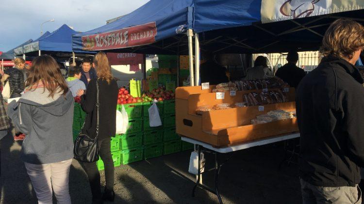 Marché de Dunedin