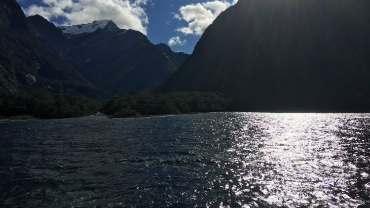 Milford Sound - Nouvelle Zélande