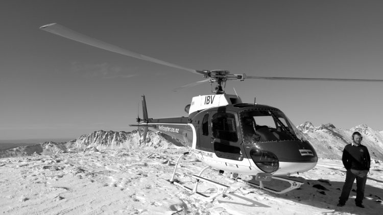 Helico the Remarkables - Queenstown