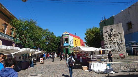 Caminito_Buenos Aires_Argentine