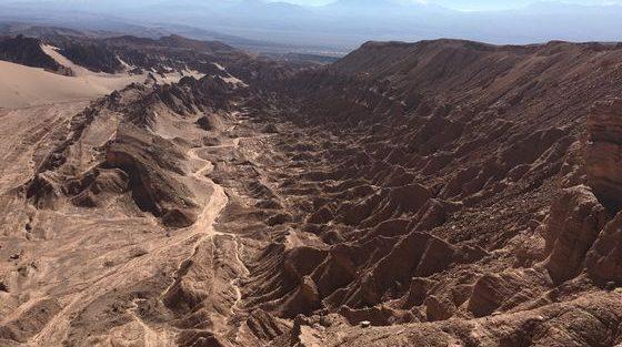 Vallée de la Muerte,San pedro de atacama_ Chili