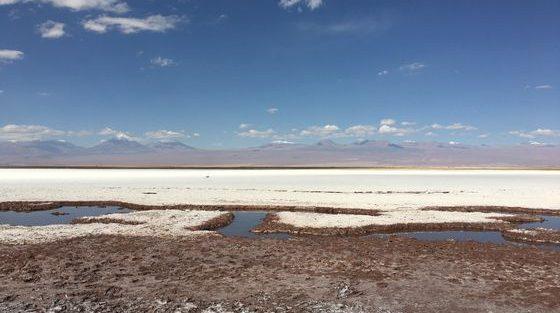 Laguna Tebenquiche, San pedro de atacama_ Chili