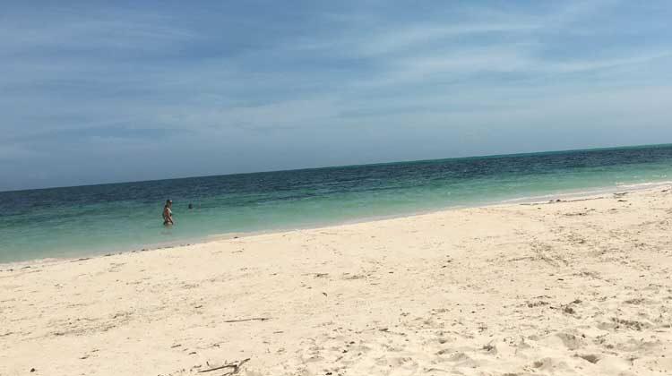 Varadero Plage - Cuba