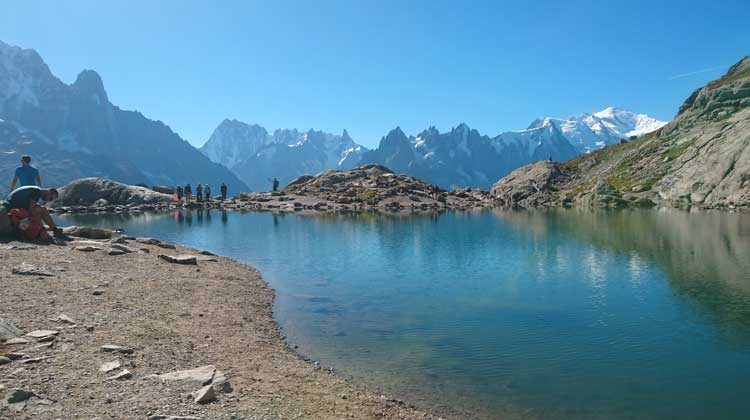 Lac de cheserys_ Chamonix_Alpes