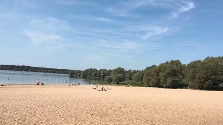 Parc Troyes_ Forêt d'orient _Lac d'orient