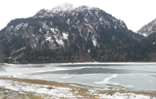 Lac d'istable - Pyrénées