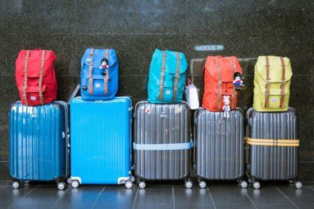 Edmond voyage - consigne à bagages