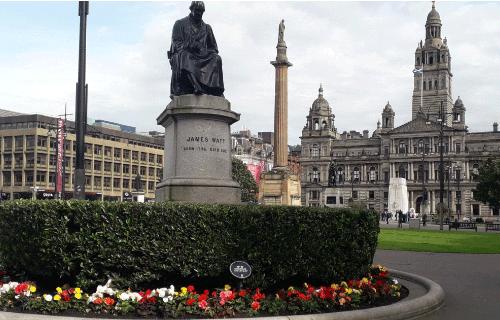 Glasgow_Ecosse_Monument