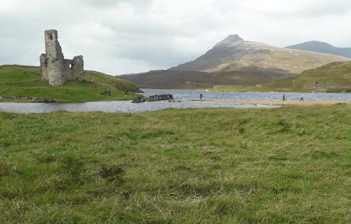 Kilchurn Castle, Loch Awe_Highlands_Ecosse