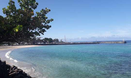 Plage St Gilles _ La Réunion