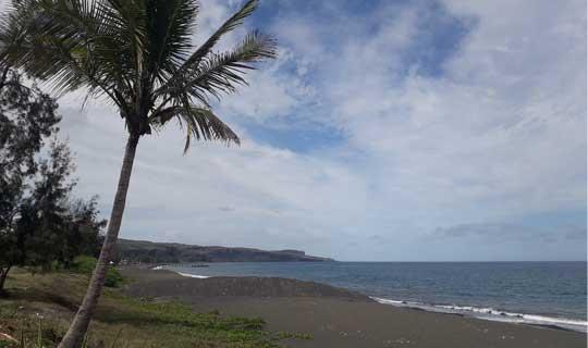 Plage de Saint Paul - La Réunion