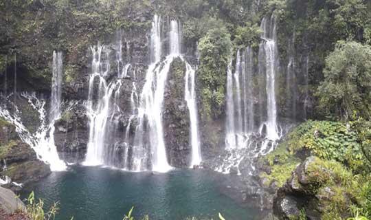 Cascade de Grand Galet - La Réunion