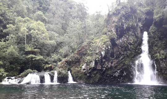 Cascade du Trou Noir - la Réunion