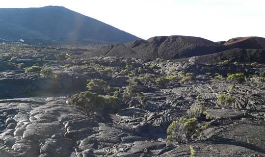 Enclos Volcan Piton de la Fournaise - La Réunion