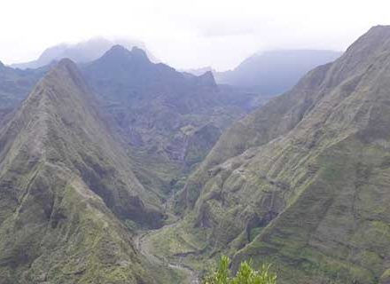 Voyage Réunion_Vue sur Mafate depuis Dos d'Ane