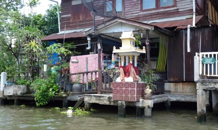 Tour sur le canal - Bangkok - Thailande