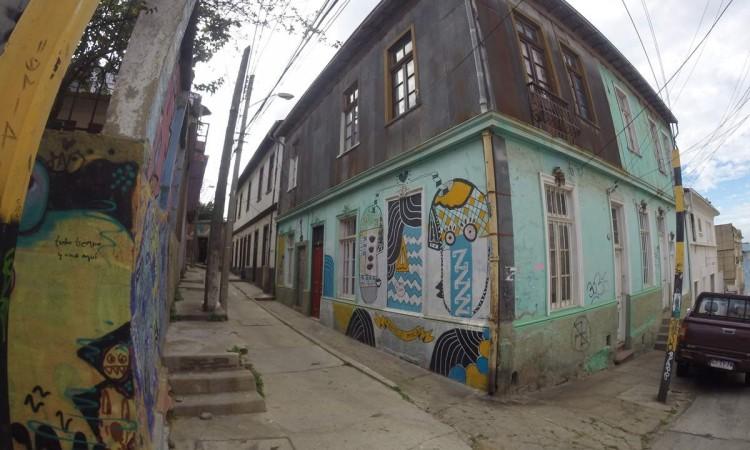 Valparaiso - Chili