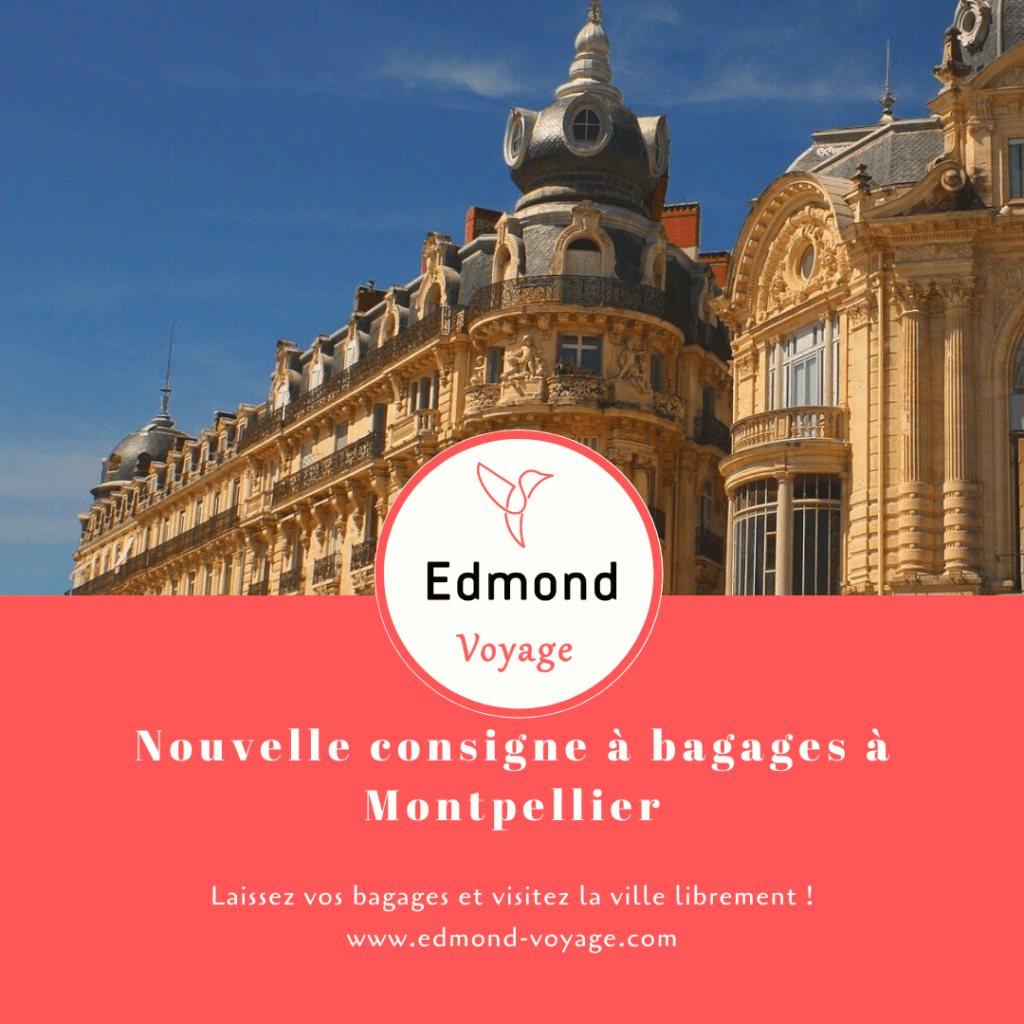 Consigne bagages montpellier